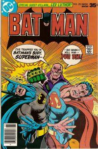 Batman #293