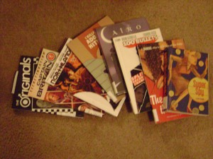 8 graphic novels from the Chicago Public Library: FREE